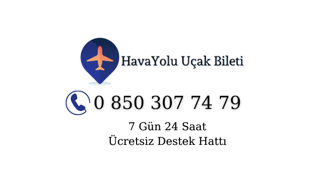 Anadolujet Havayolları Uçak Bileti 0 850 307 74 79