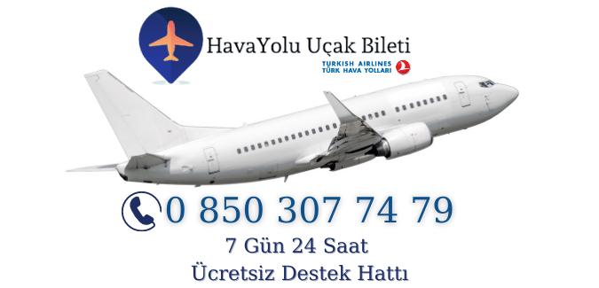 Türk Hava Yolları Satış Acentası